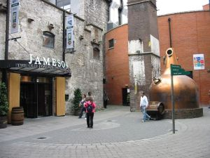 Jameson Distillery, Smithfield, Dublin City
