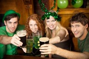 Dubliners Celebrating