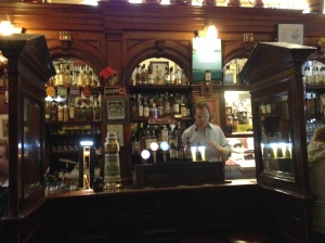 Traditional Dublin Pub
