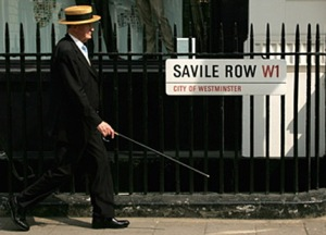 London's Golden Mile of Tailoring